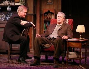 Ciaran O'Reilly and Paul O'Brien in Da.