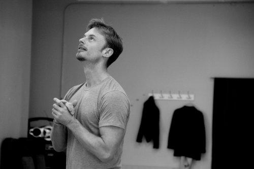 Choreographer/Director Christopher Wheedon (Photo credit: Matt Trent)
