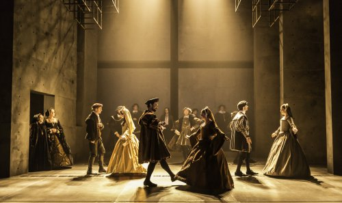hot sale online 4d120 e1ba0 Wolf Hall, Parts One & Two - Winter Garden Theatre - RSC