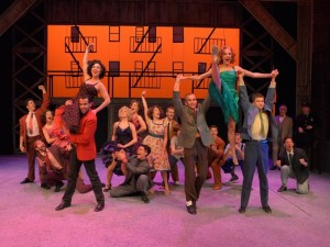 """Cast of """"West Side Story"""""""