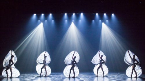 "A scene from ""Momix: Alchemia"" (Photo credit: Todd Burnsed)"