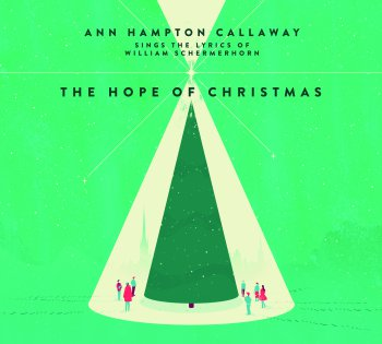 """""""The Hope of Christmas"""" (MCJ Jazz) (Cover Art by Jeff O.Brien Myers)"""