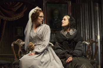 "Keira Knightley and Judith Light in a scene from ""Thérèse Raquin"" (Photo credit: Joan Marcus)"