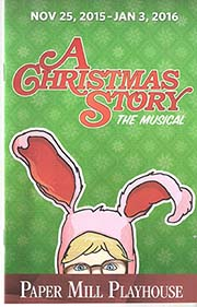 #1. Program fior A Christmas Story