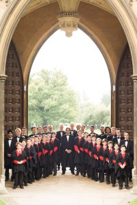 The Choir of St. John's College, Cambridge