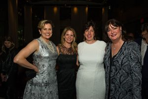 Cady Huffman, Kelli Hara, Alissa Desmarais, Ann Hampton Callaway. -Photo: Christine Butler