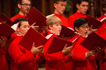 St. Thomas Boys Choir (Courtesy of St. Thomas Church)