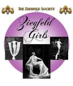 ZIEGFELD GIRLS LOGO