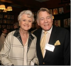 Angela Lansbury & Don Pippin PHOTOS BY Michael Portantiere
