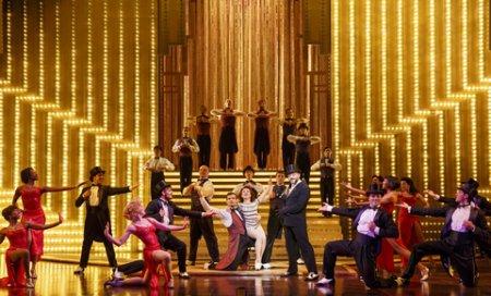 "The Cast of Cirque du Soleil's ""Paramour"" (Photo credit: Richard Termine)"