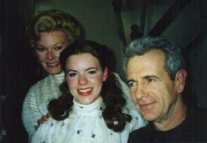 Jane Curtin: Mrs. Webb, Erika Thomas: u/s Emily Webb, James Naughton: Director