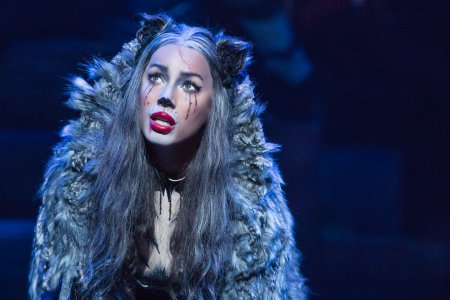 "Leona Lewis as Grizabella in ""Cats"" (Photo credit: Mathew Murphy)"