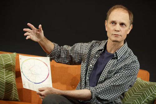 "David Hyde Pierce in Adam Bock's ""A Life"" (Photo credit: Joan Marcus)"