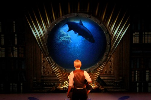 "Suzy Jane Hunt in a scene from ""Twenty Thousand Leagues under the Sea"" (Photo credit: Itai Erdal)"