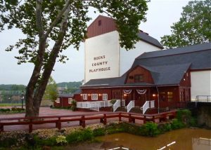 The Bucks County Playhouse