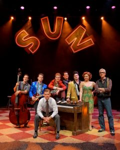 Million Dollar Quartet cast