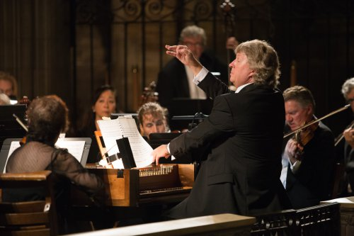 American Classical Orchestra and Chorus with Thomas Crawford, music director, at the podium (Photo credit: Andrei Matorin)