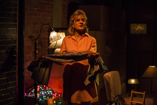"Concetta Tomei in a scene from ""The Mother of Invention"" (Photo credit: Maria Baranova)"