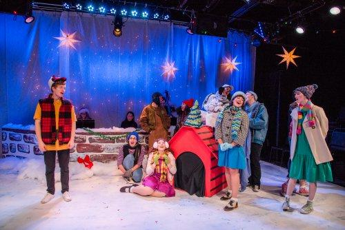 A Charlie Brown Christmas Play.A Charlie Brown Christmas The Secret Theatre Vince Guaraldi