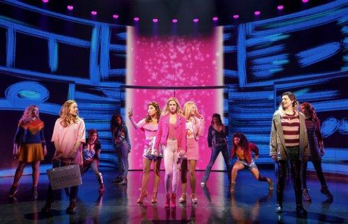 Mean Girls August Wilson Theatre Tina Fey