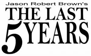 The Last Five Years -Logo